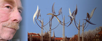 Hans-Michael Kissel - kinetische Skulpturen